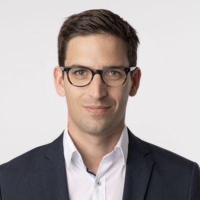 Portrait Martin Buchsbaum