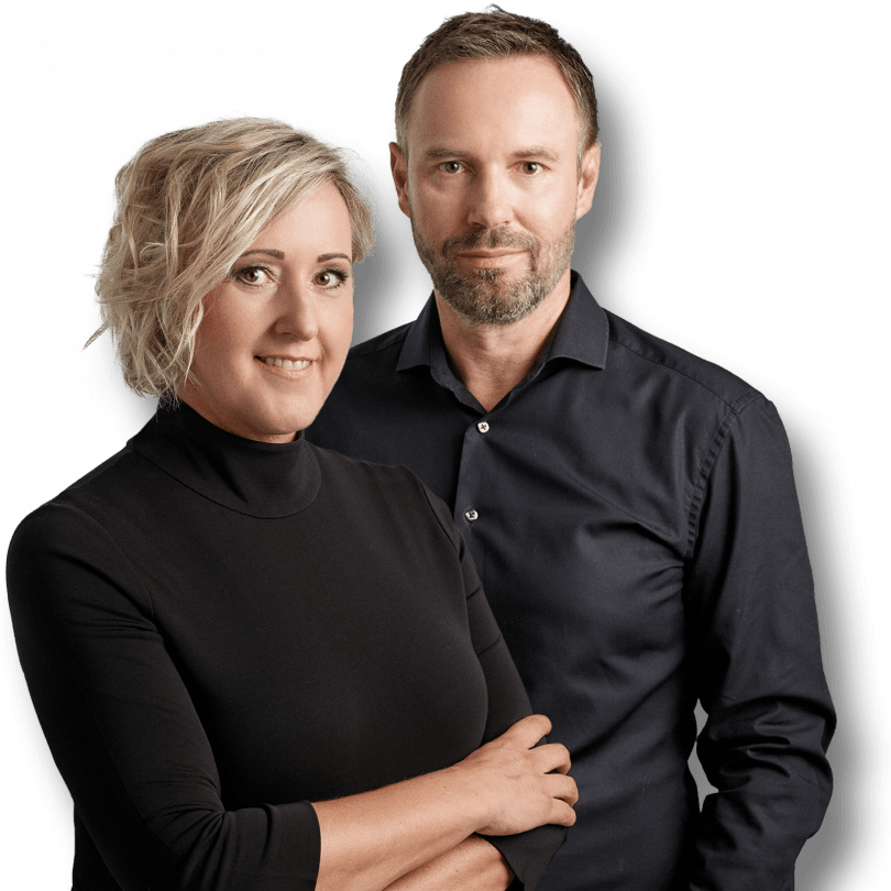 Ulla Wannemacher und Andreas Wilfinger