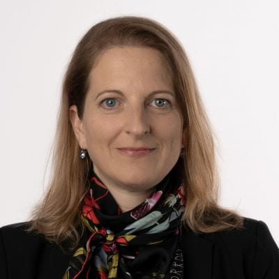 Portrait Maria Megyeri-Drexler