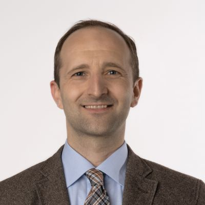 Portrait Gregor Hofer