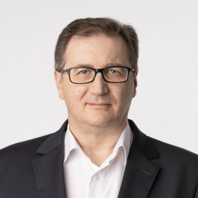 Portrait Manfred Kink