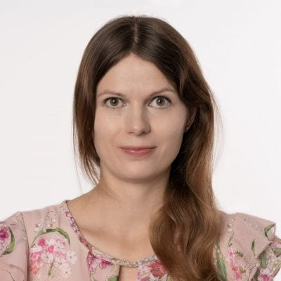 Portrait Lisa Hödl