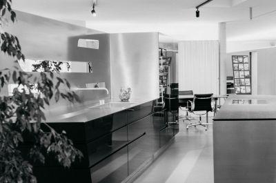 Küche in Büro