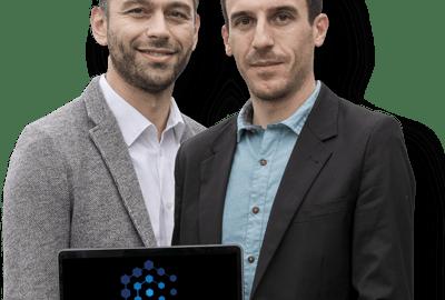 GF Philipp Kainz und Inhaber Michael Mayrhofer-Reinhartshuber