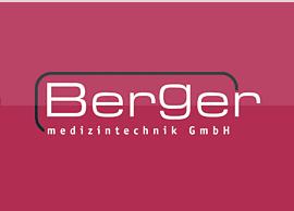 Logo Berger Medizintechnik GmbH
