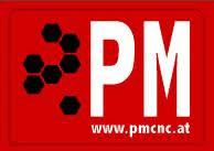 Logo PM CNC Technik und Schulungs GmbH