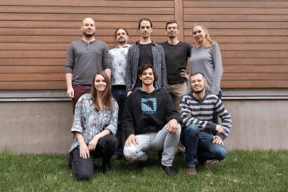 Das Team von Kilobaser.