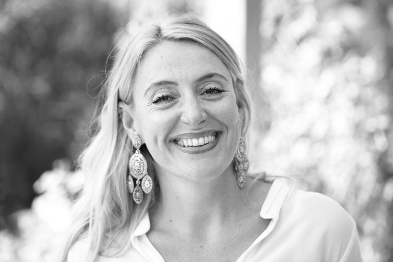 Portrait Bettina Stein