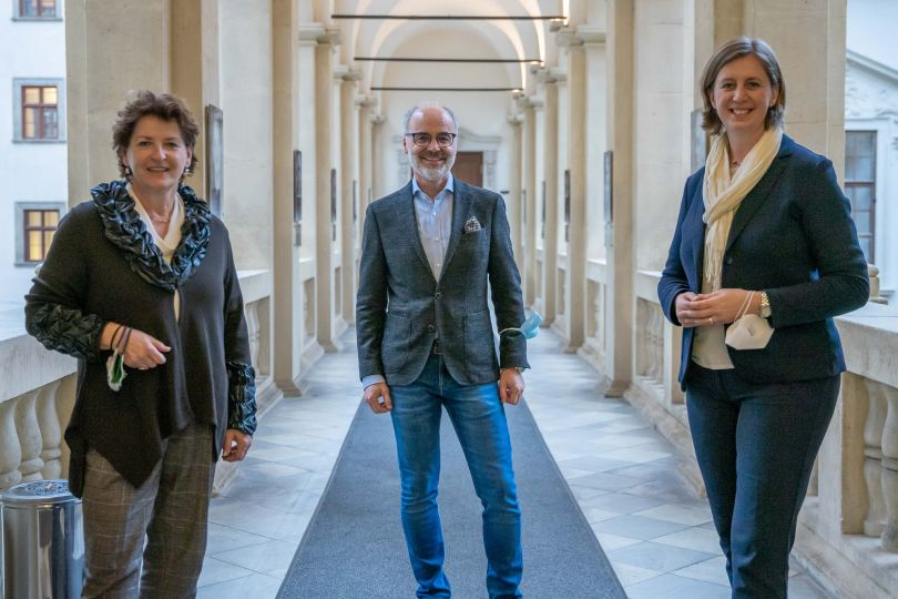 Ursula Lackner, Karl-Heinz Kohrgruber, Barbara Eibinger-Miedl