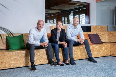 Roland Fink, Barbara Unterkofler, Christoph Schreiner