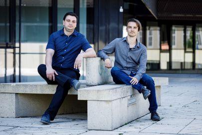 CEO Patrick Ratheiser und CTO Christian Weber
