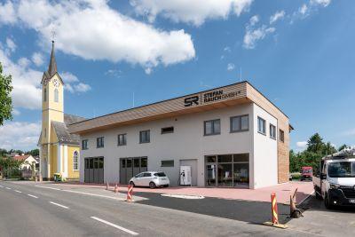 Gebäude Stefan Rauch GmbH