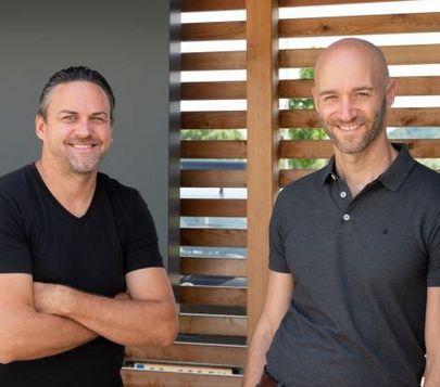 Christian Gsellmann und Christoph Schreiner
